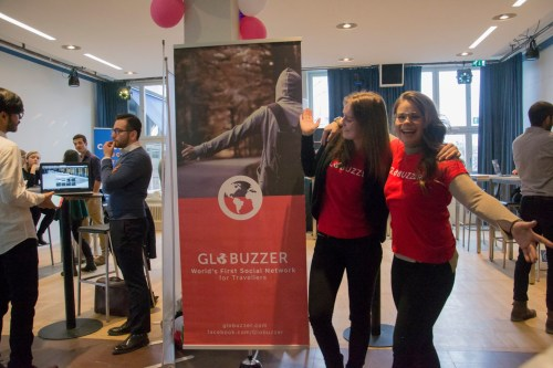 Globuzzer @ SweDemo Day